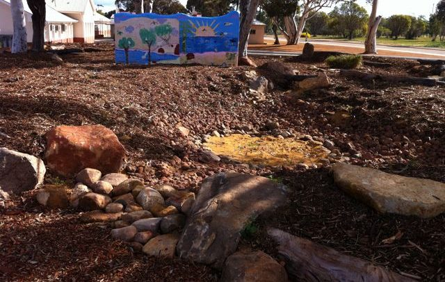 Quairading Senior High School Outdoor Classroom & Noongar Garden