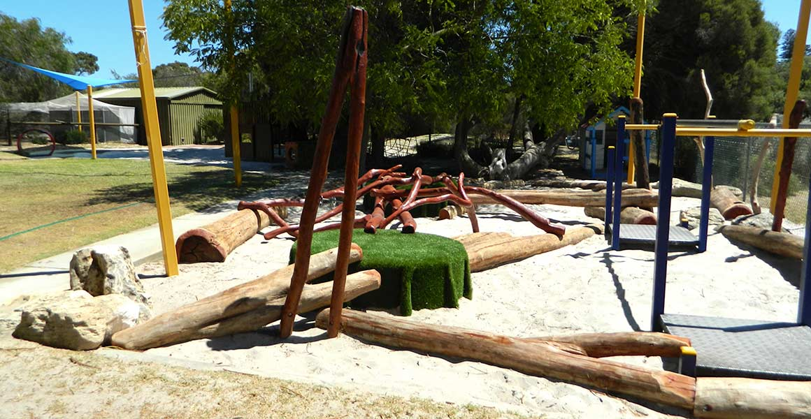 Seaview Community Kindy Nature Playground Cottesloe Perth, WA