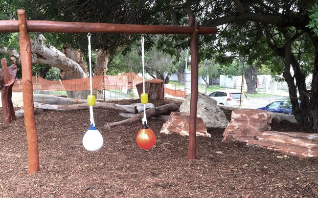 Cottesloe Primary School Nature Based Playground Perth